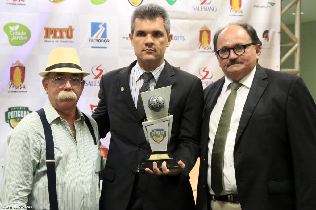 Ítalo Medeiros também faturou o prêmio em 2014 (Foto: Canindé Soares)