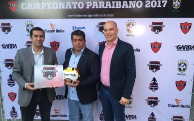 Lançamento_Campeonato Paraibano 2017