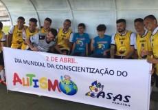 O dia de conscientização do autismo ocorre em 02 de abril